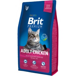 Brit Blue Cat Adult Chicken