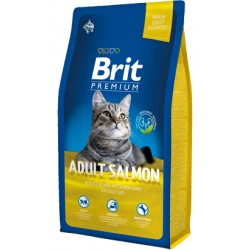 Brit Blue Cat Adult Salmon