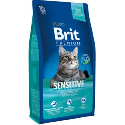 Brit Blue Cat Sensitive Lamb