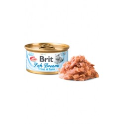 Brit Fish Dreams Cat Trout & Tuna 6 un.