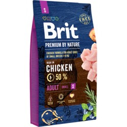 Brit Blue Nature Adult Small Dog