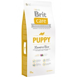 Brit Care Puppy All Breed - Lamb & Rice