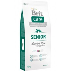 Brit Care Dog Senior -  Lamb & Rice