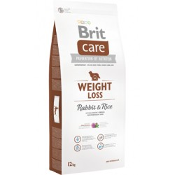 Brit Care Dog Weight Loss Adult All Breeds - Rabbit & Rice